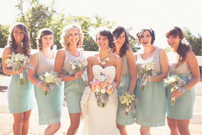 top 10 bridesmaid dress trends for 2013 weddings and events republic